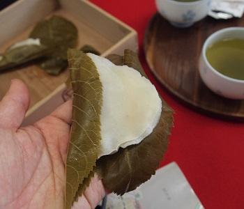 Chomeijisakuramochi